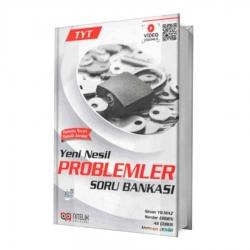 Nitelik Yayınları - TYT Yeni Nesil Problemler Soru Bankası Nitelik Yayınları