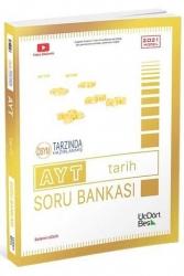 ÜçDörtBeş Yayınları - ÜçDörtBeş Yayınları AYT Tarih Soru Bankası