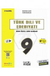 Üçgen Akademi - Üçgen Akademi Lise 9. Sınıf Türk Dili ve Edebiyatı Konu Özetli Soru Bankası 3 Fasikül