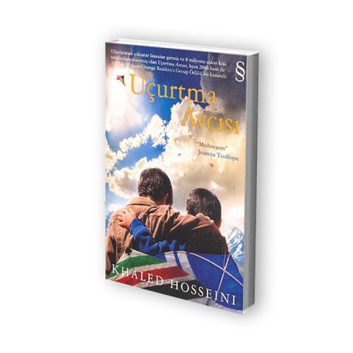 Uçurtma Avcısı - Khaled Hosseini - Everest Yayınları