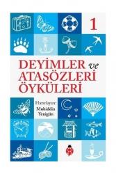 Uğurböceği Yayınları - Uğurböceği Yayınları Deyimler ve Atasözleri Öyküleri 1