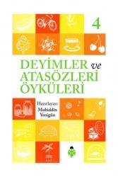 Uğurböceği Yayınları - Uğurböceği Yayınları Deyimler ve Atasözleri Öyküleri 4