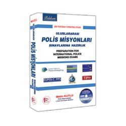 Pelikan Yayıncılık - Pelikan Yayınları Uluslararası Polis Misyonları Sınavlara Hazırlık