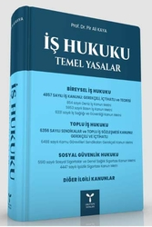 Umuttepe Yayınları - Umuttepe Yayınları İş Hukuku Temel Yasalar