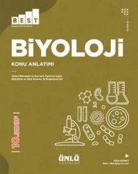 Ünlü Yayıncılık - Ünlü Yayıncılık 10. Sınıf Biyoloji BEST Konu Anlatım