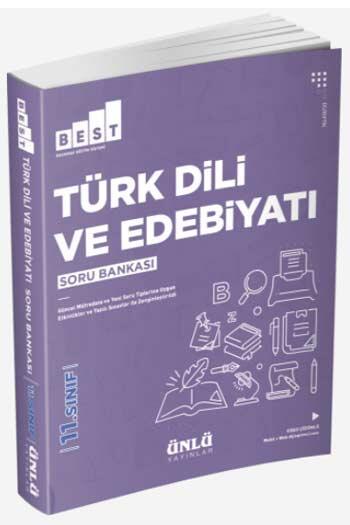 Ünlü Yayıncılık - Ünlü Yayıncılık 11. Sınıf Best Türk Dili ve Edebiyatı Soru Bankası