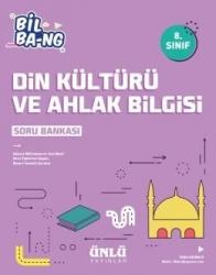 Ünlü Yayıncılık - Ünlü Yayıncılık 8. Sınıf LGS Din Kültürü ve Ahlak Bilgisi Bil Bang Soru Bankası