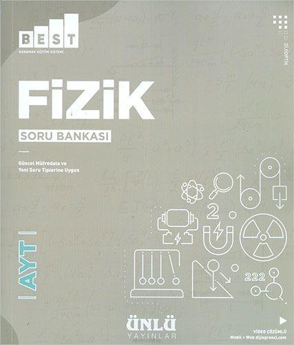 Ünlü Yayıncılık AYT Fizik BEST Soru Bankası