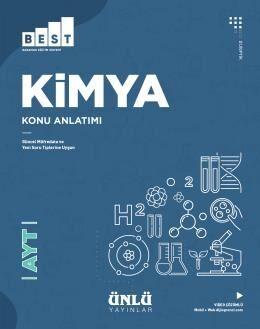Ünlü Yayıncılık AYT Kimya BEST Konu Anlatım