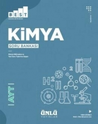 Ünlü Yayıncılık - Ünlü Yayıncılık AYT Kimya BEST Soru Bankası