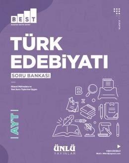 Ünlü Yayıncılık AYT Türk Dili ve Edebiyatı BEST Soru Bankası