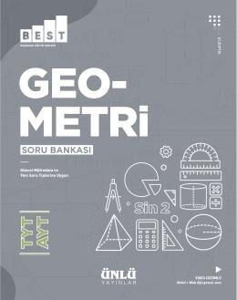 Ünlü Yayıncılık TYT AYT Geometri BEST Soru Bankası