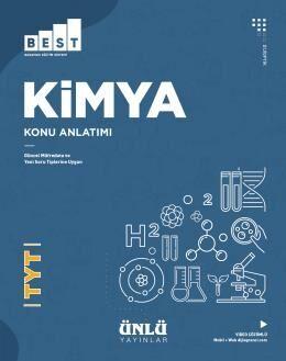 Ünlü Yayıncılık TYT Kimya BEST Konu Anlatım