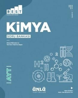 Ünlü Yayıncılık TYT Kimya BEST Soru Bankası