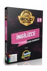 Ünlüler Karması Yayınları - Ünlüler Karması 8. Sınıf LGS İngilizce Gold Serisi Soru Bankası