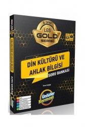 Ünlüler Karması Yayınları - Ünlüler Karması Yayınları 8. Sınıf LGS Din Kültürü ve Ahlak Bilgisi Gold Serisi Soru Bankası