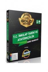 Ünlüler Karması Yayınları - Ünlüler Karması Yayınları 8. Sınıf LGS T.C İnkılap Tarihi ve Atatürkçülük Gold Serisi Soru Bankası