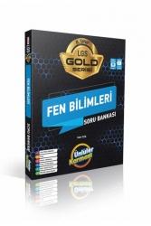 Ünlüler Karması Yayınları - Ünlüler Karması Yayınları 8.Sınıf. LGS Fen Bilimleri Gold Serisi Soru Bankası