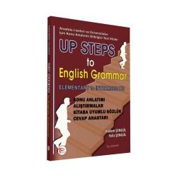 Pelikan Yayıncılık - Pelikan Yayınları Up Steps to English Grammar Elementary to İntermadiate