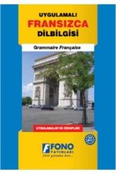 Fono Yayınları - Uygulamalı Fransızca Dilbilgisi Fono Yayınları