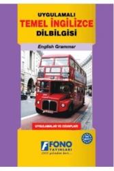 Fono Yayınları - Uygulamalı Temel İngilizce Dilbilgisi Fono Yayınları