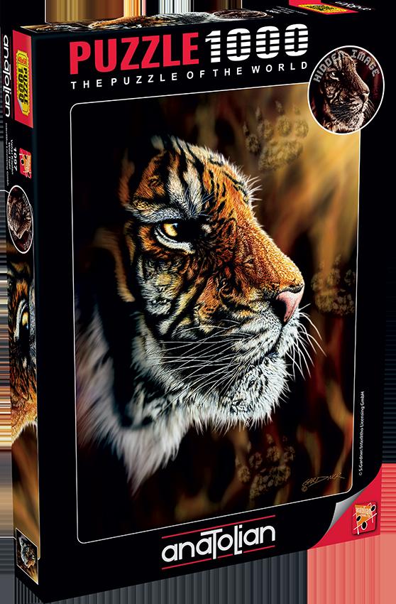 Anatolian - Vahşi Kaplan/ Wild Tiger