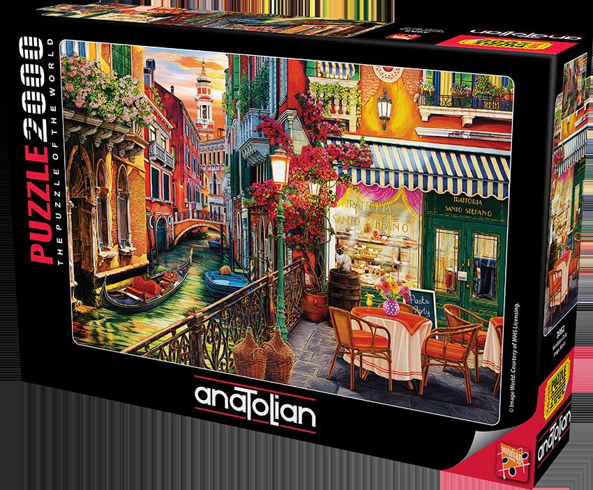Anatolian - Venetian Cafe