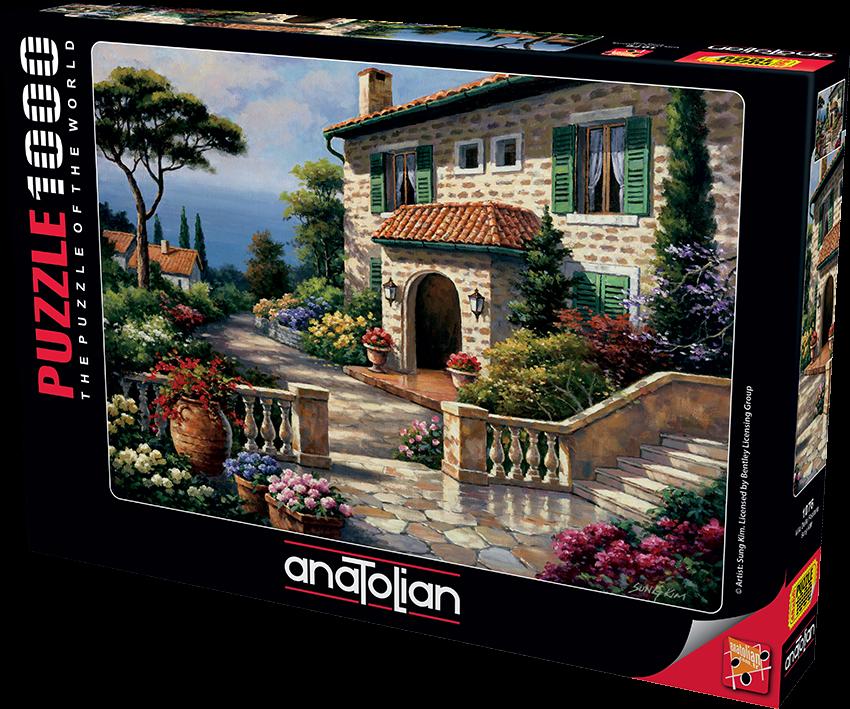 Anatolian - Villa Delle Fontana
