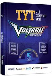 Karma Kitaplar - Voltran TYT 5'li Deneme Seti