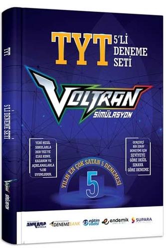 Voltran TYT 5'li Deneme Seti
