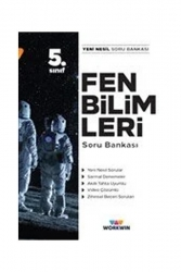 Workwin Yayınları - Workwin Yayınları 5. Sınıf Fen Bilimleri Soru Bankası