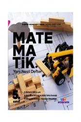Workwin Yayınları - Workwin Yayınları 5. Sınıf Matematik Yeni Nesil Defter