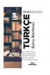Workwin Yayınları - Workwin Yayınları 5. Sınıf Türkçe Soru Bankası