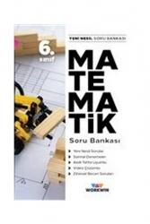 Workwin Yayınları - Workwin Yayınları 6. Sınıf Matematik Soru Bankası