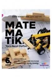 Workwin Yayınları - Workwin Yayınları 6. Sınıf Matematik Yeni Nesil Defter
