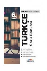 Workwin Yayınları - Workwin Yayınları 6. Sınıf Türkçe Soru Bankası