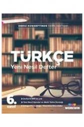Workwin Yayınları - Workwin Yayınları 6. Sınıf Türkçe Yeni Nesil Defter