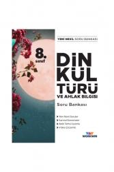 Workwin Yayınları - Workwin Yayınları 8. Sınıf Din Kültürü ve Ahlak Bilgisi Soru Bankası
