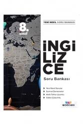 Workwin Yayınları - Workwin Yayınları 8. Sınıf İngilizce Soru Bankası