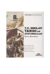 Workwin Yayınları - Workwin Yayınları 8. Sınıf LGS T.C. İnkılap Tarihi ve Atatürkçülük Soru Bankası