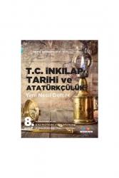 Workwin Yayınları - Workwin Yayınları 8. Sınıf LGS T.C. İnkılap Tarihi ve Atatürkçülük Yeni Nesil Defter