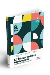 Workwin Yayınları - Workwin Yayınları 8. Sınıf T.C. İnkılap Tarihi ve Atatürkçülük Yeni Nesil Soru Bankası