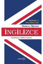 Yakamoz Yayınevi - Yakamoz Yayınevi Modern Öğreten İngilizce