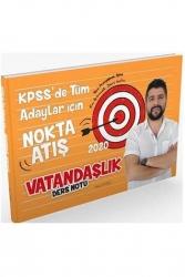 Yakup Karataş - Yakup Karataş 2021 KPSS Vatandaşlık Nokta Atış Ders Notları