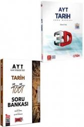 Yargı Yayınları - Yargı + Çözüm Yayınları 2021 AYT Tarih Kazandıran Soru Seti