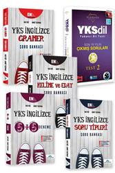 İrem Yayıncılık|Yargı Yayınevi - Yargı + İrem Yayınları İşbirliği ile YKS Dil Kazandıran Soru Deneme Seti