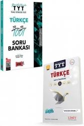 Yargı Yayınları - Yargı + Limit Yayınları 2021 TYT Türkçe Kazandıran Soru Seti