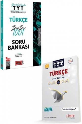 Yargı + Limit Yayınları 2021 TYT Türkçe Kazandıran Soru Seti