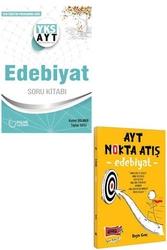 Yargı Yayınları - Yargı + Palme Yayınları AYT Edebiyat Konu Özetli Soru Seti
