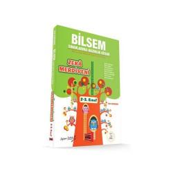 Yargı Yayınevi - Yargı Yayınları 2-3. Sınıf Zeka Merdiveni BİLSEM Sınavlarına Hazırlık Kitabı